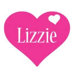Lizzie logo name logo generator i love love heart boots friday