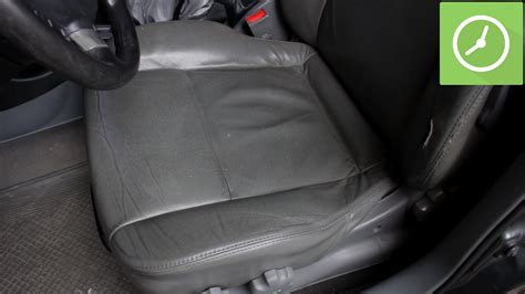 How To Clean Leatherette Sofa by How To Clean Leather Car Seats 11 Steps With Pictures