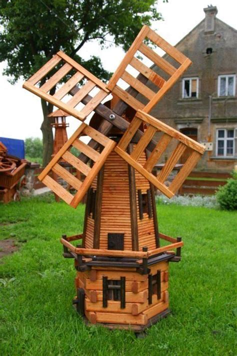 wooden garden windmill google search woodworking plans