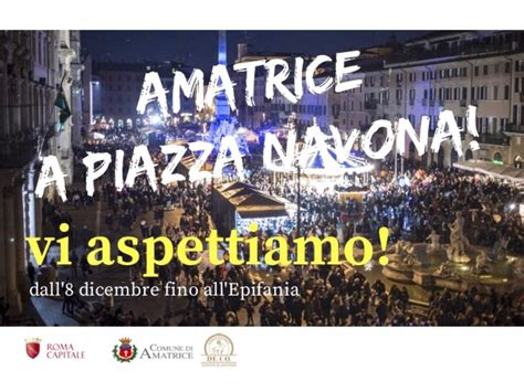 befana piazza navona 2018 amatrice a piazza navona per lo storico mercatino romano