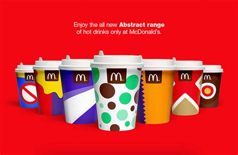 Mcdonald Introduced Chocolate Drinks With New Design