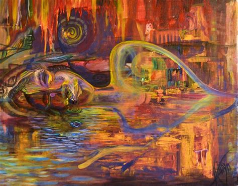 paint dream wet dream by kellydelrosso