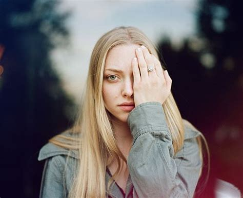 amanda seyfried official website if it means nothing then what