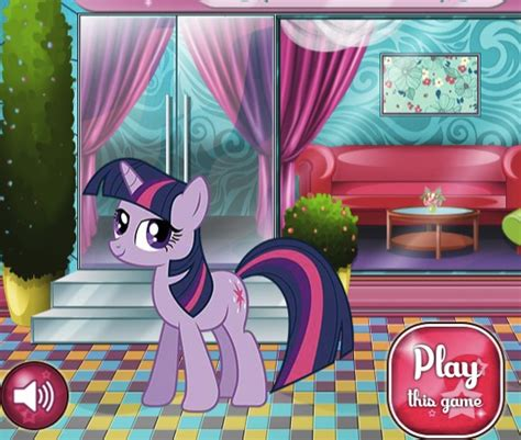 Twilight Sparkle Bedroom by Pony