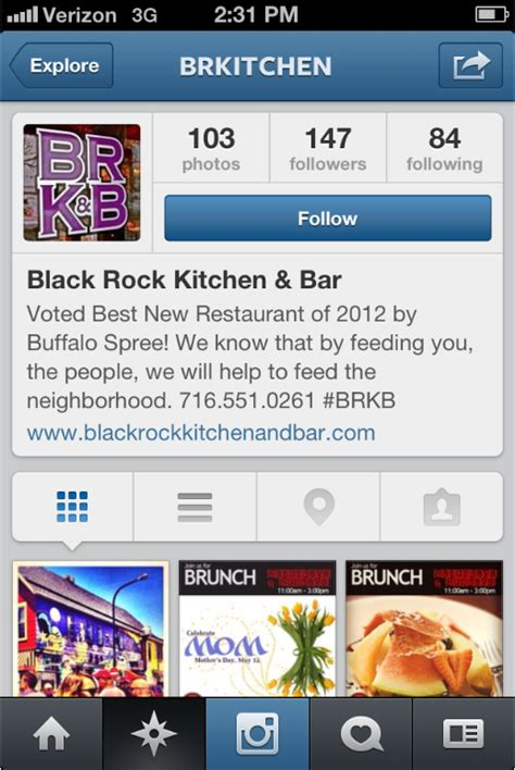 bio for instagram taken 5 brands that are doing great things on instagram