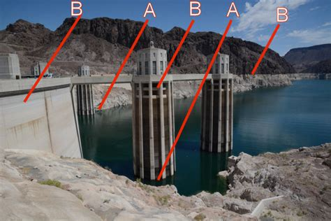 Lake Mead Bathtub Ring June 2016 Lake Mead