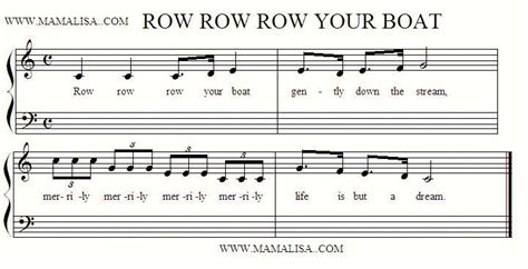 row your boat same tune as in the burlesque boat with zippy arnold zwicky s blog