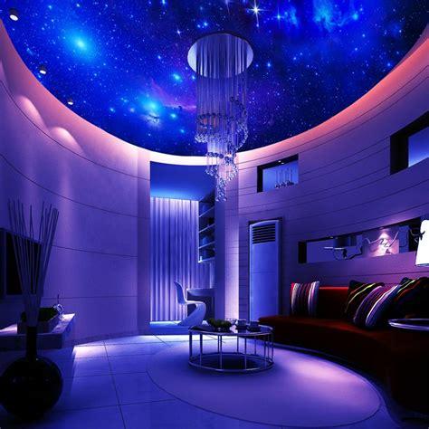 room themes wall still 3d character customization galaxy ceiling bedroom theme restaurant ktv room
