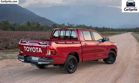 Toyota Hilux Price Toyota Hilux 2017 Prices And Specifications In Oman Car