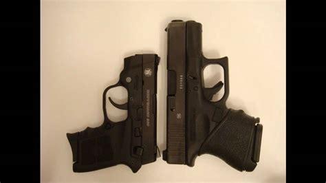 s w 26 bodyguard 380 vs glock 26 smith wesson bg380 conceal