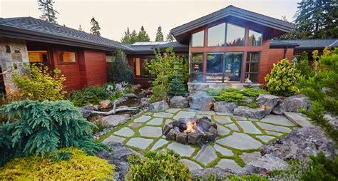 pacific northwest design pacific northwest outdoor living estate