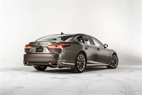 2018 lexus ls 500 f sport to debut in new york