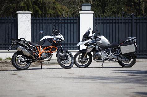Ktm Adventure 1190 R Ktm 1190 Adventure R Bmw R 1200 Gs Motorrad Fotos