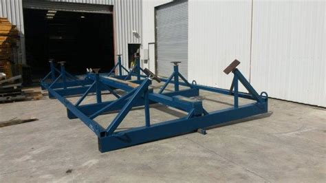 boat cradle boat cradles shipping cradles ins engineering