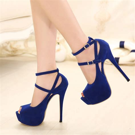 new fashion high heel platform sandals 10909462 prom