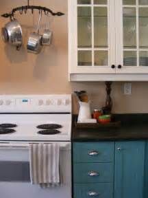 Teal Kitchen Cabinets by The Complete Guide To Imperfect Homemaking How To Paint