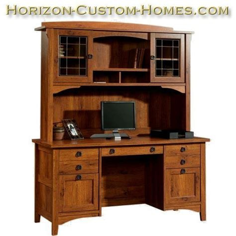 1000 Images About Mission Amish Style On Pinterest Hutch Style Computer Desk