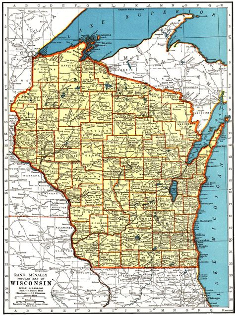 wisconsin state map wisconsin maps wisconsin digital map library table of contents united states digital map