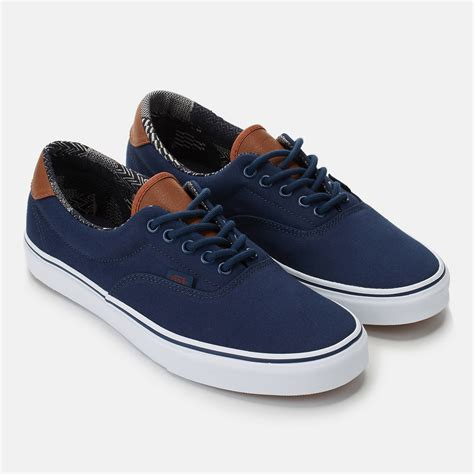 era vans shop blue vans era 59 shoe for mens by vans sss