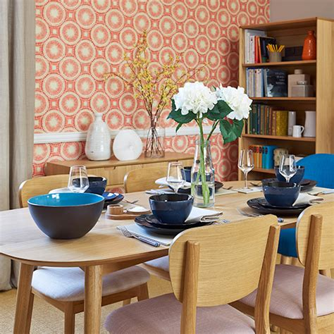 retro dining room retro dining room makeover ideal home