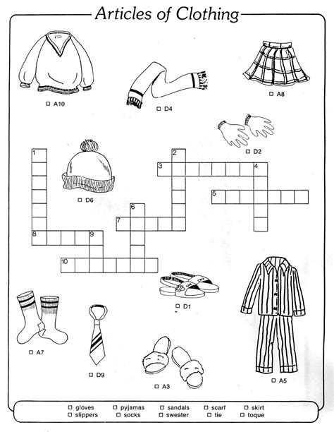 easy crossword puzzles in english easy crosswords puzzles for kids activity shelter