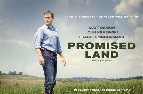 Film Promised Land | promised land a propaganda movie tal s blog