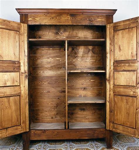 come creare un armadio a muro costruire un armadio a muro in legno