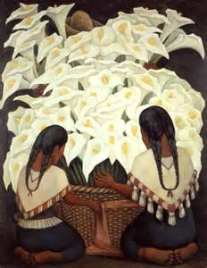 Dutch Masters Flowers - frida kahlo and diego rivera art gallery nsw