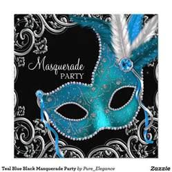 masquerade invitations theruntime