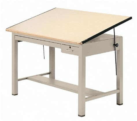 Mayline Drafting Tables with Mayline Ranger Drafting Table 37 1 2 X 60 Mayline