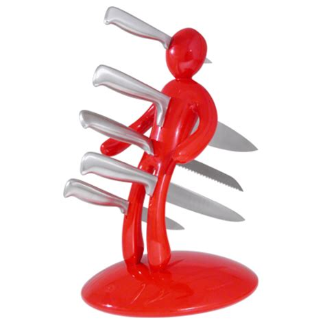 Target Kitchen Knives 10 cool and unusual knife holders funcage