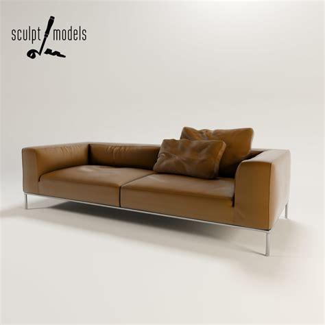 frank sofa b b italia 3d ma italia frank sofa