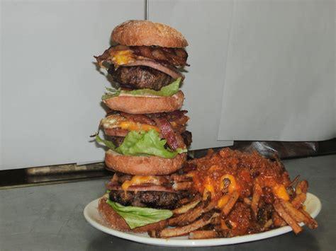 food challenges roosevelt s fdr burger challenge bethlehem