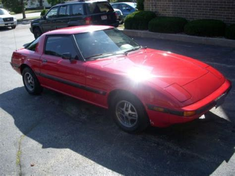 electronic stability control 1994 mazda rx 7 auto manual electric and cars manual 1985 mazda rx 7 spare parts catalogs sell used 1985 mazda rx7 in