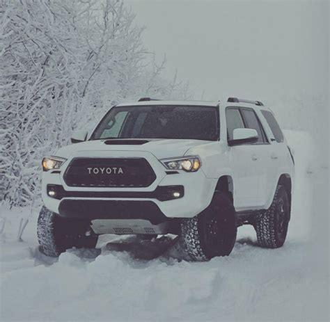 toyota 4runner 2017 white next 4runner redesign autos post