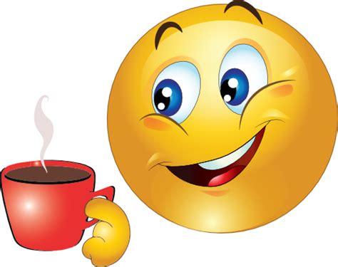 coffee cup smiley symbols emoticons