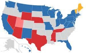 us senate election results map 2016 senate elections predictions autos post