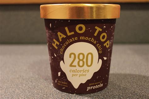 Top Chocolate halo top chocolate mocha chip review the dieters