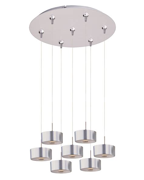 Pendant Light Canopy Percussion 7 Light Rapidjack Pendant And Canopy Multi Light Pendant Maxim Lighting