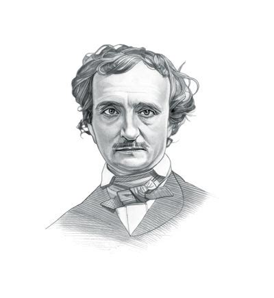 edgar allan poe brief biography edgar allan poe interesting facts for kids
