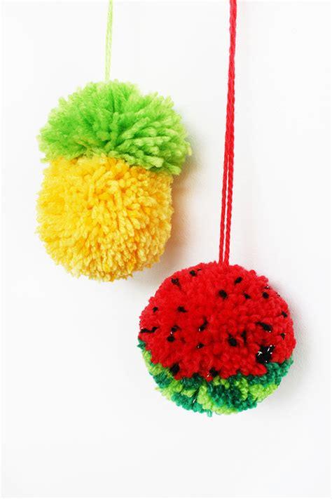 pattern for yarn pom pom how to make yarn pom poms 23 diys guide patterns