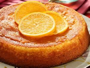 Dessert Baskets G 226 Teau De Semoule 224 L Orange Recettes Femme Actuelle