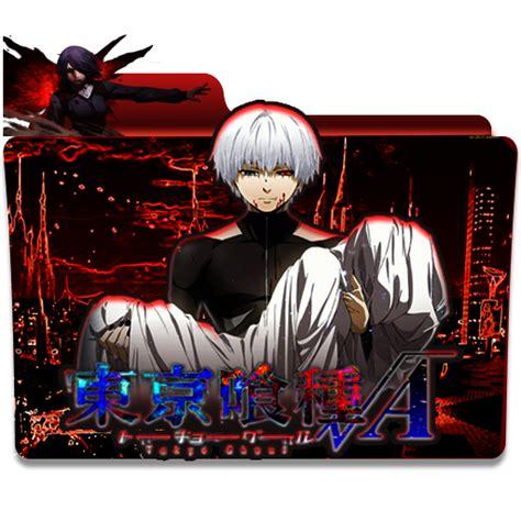 Anoboy Tokyo Ghoul Season 2 | tokyo ghoul s2 icon folder by cyberworld56 on deviantart