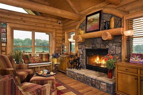 beautiful log cabin living rooms log cabin living room 2 love the fireplace beautiful tree houses log cabin