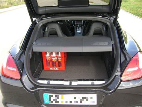 Porsche Panamera Kofferraum by Kofferraum 2 Panamera In Deutschland Fast So Erfolglos