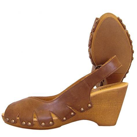 peep toe sandals gabor sandals cristobel peep toe wedge sandal in