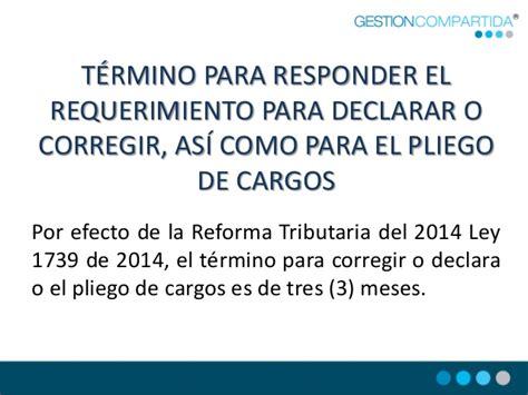 nueva reforma tributaria ley 1739 de 2014 ugpp
