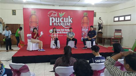 Teh Pucuk Harum Di Surabaya teh pucuk harum di basketball league 2017 2018