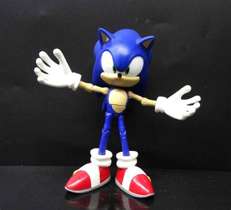 Figure Sonic sega sonic the hedgehog exclusive figure sonic 5 quot high ebay