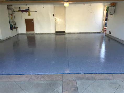 Garage Floor Paint Do It Yourself by Epoxy Seal Garage Floor Doityourself Community Forums